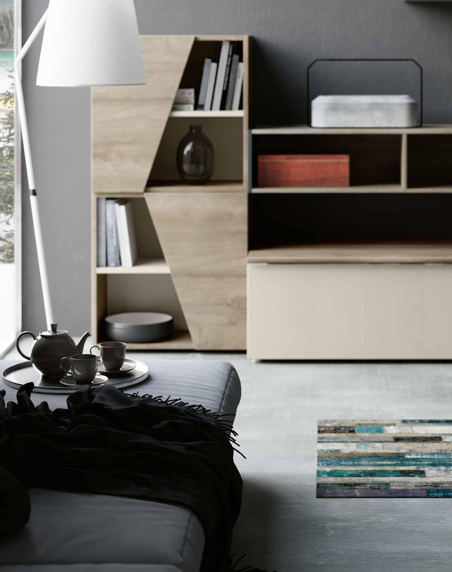 Living et meubles tv MITO 3.0