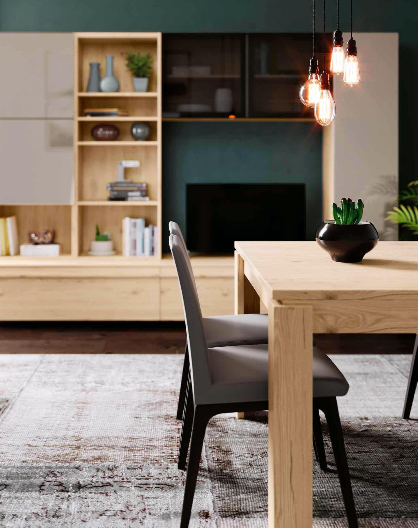 Living et meubles tv KUBO 3.0