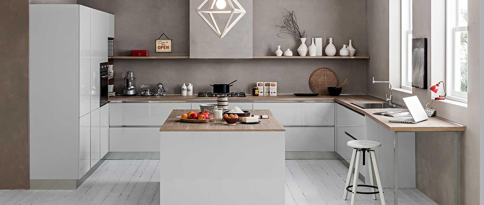 Cuisines am nag es gamme luxo hd cuisines - Cuisine etudiante sans four ...